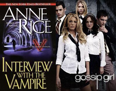Amazingly, those teens look like vampires already...